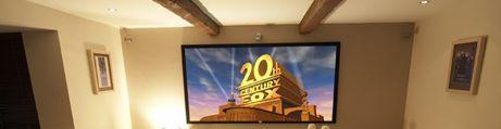 Pantalla de proyección 4K|Ultra HD Cine